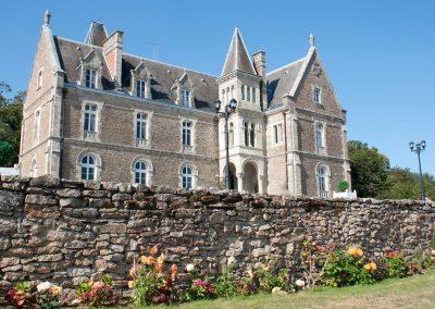 mariage au chateau